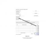 bussines invoice